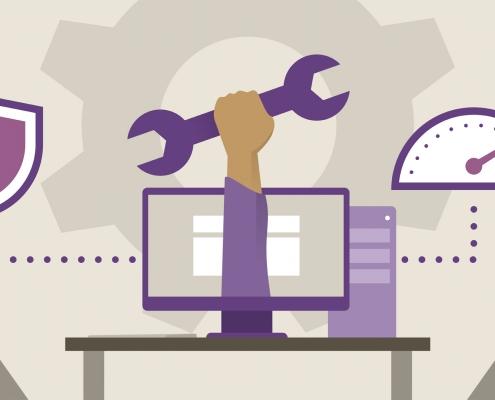 مراحل پیاده سازی نرم افزار تعمیرات